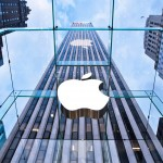 Apple's share price bounces back